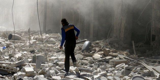 Siria sotto assedio, Usa e Gran Bretagna contro Vladimir Putin:
