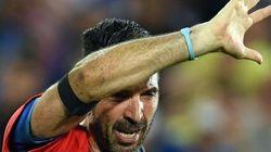 Da Buffon a Barzagli: le lacrime degli Azzurri dopo la sconfitta