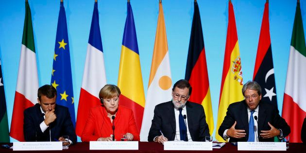 Il vertice di Parigi ratifica il drastico cambiamento della strategia europea sui