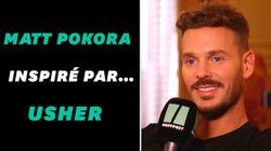M. Pokora inspiré par Usher: