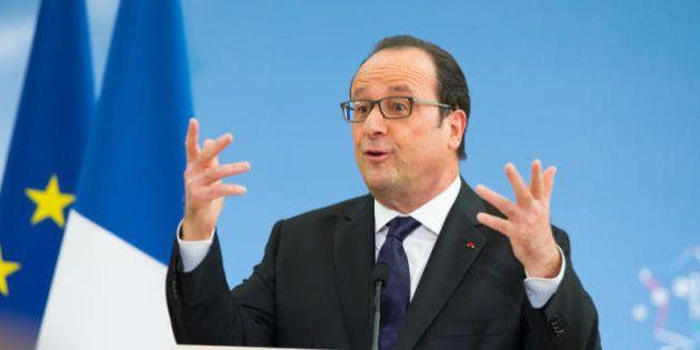 Le Parisien: Francois Hollande ha un'idea pazza: ricandidarsi. Emmanuel Macron in testa nei sondaggi,...