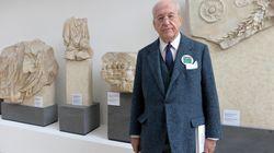 L'archeologo Andrea Carandini: