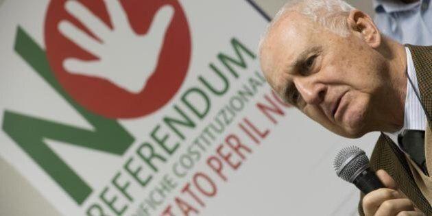 Referendum, il comitato del No rimane sulla scena: