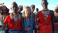 L'Africa di Kuki Gallmann e Dian