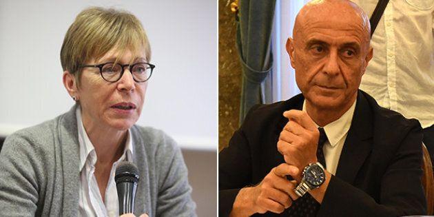 Sui migranti Milena Gabanelli sta con Marco Minniti: