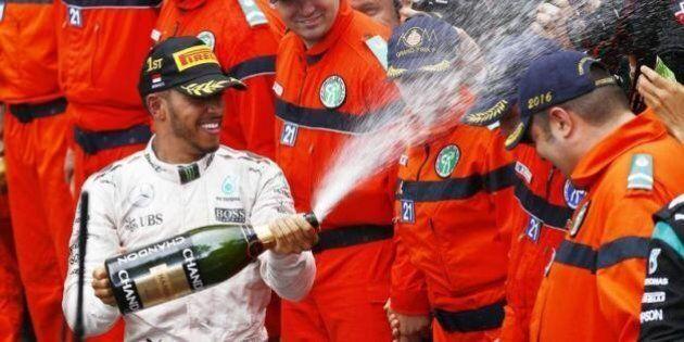 F1 Gp d'Austria: sua maestà re