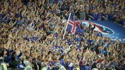 Anche i francesi si inchinano ai vichinghi: tutto lo stadio fa l'haka per gli