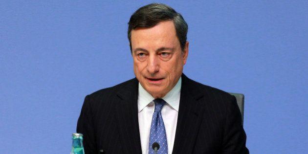 Mario Draghi smorza le aspettative dell'Italia sulla flessibilità: