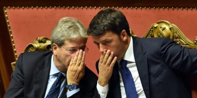 Matteo Renzi avvia le