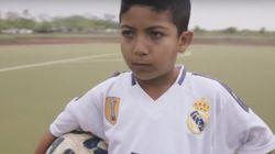 Ahmad sarà il prossimo Cristiano Ronaldo. Perché la guerra non ha fermato i suoi