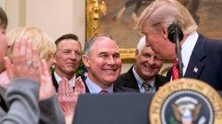 Un negazionista alla Casa Bianca. Il capo dell'Ambiente respinge le teorie sul cambiamento