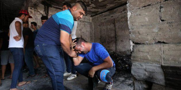 Attacchi Baghdad: oltre 200 morti, molti bambini. Al Arabiya: