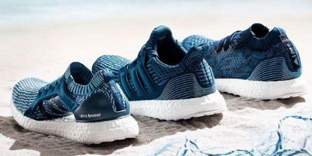 size 40 147bf a2a96 Adidas produrrà tre nuovi modelli di scarpe ricavate dagli scarti degli