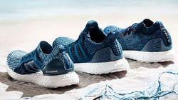 Adidas produrrà tre nuovi modelli di scarpe ricavate dagli scarti degli