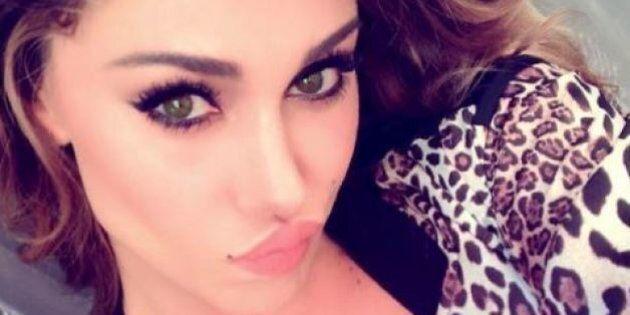 Belen Rodriguez a Vanity Fair: