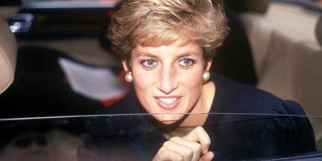 22/05/1991 Diana, Princess of WalesArchbishop's House, Westminster,
