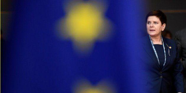Polonia contraria a un'Europa a più