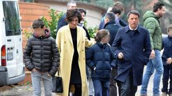 Gentiloni al Quirinale, Renzi con la moglie a messa a Pontassieve