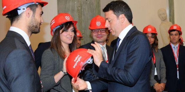 Matteo Renzi rilancia il progetto del Ponte sullo Stretto di Messina: