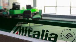 I soci italiani di Alitalia scettici su una via alternativa al commissariamento: