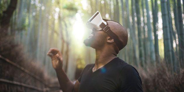 La realtà virtuale può risvegliare la tua coscienza ambientale facendoti