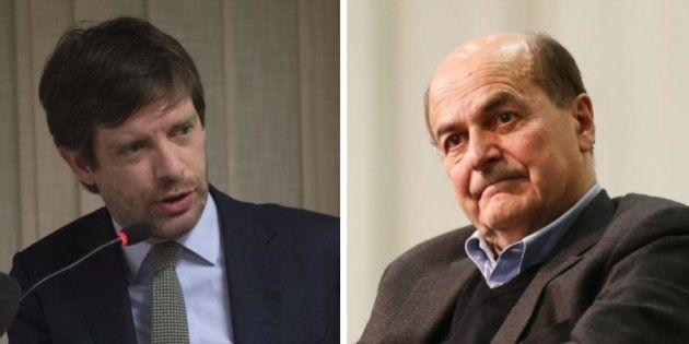 Pippo Civati all'HuffPost chiama Pier Luigi Bersani:
