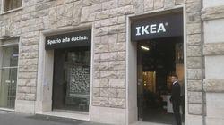 Ikea apre al centro di