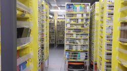 Amazon sbarca a Roma con mille robot operai, ma per il manager non ruberanno il lavoro agli umani (di
