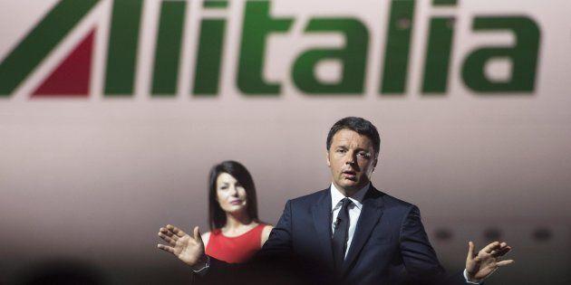Alitalia sposta gli equilibri tra Renzi e