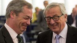 Juncker deride Farage: