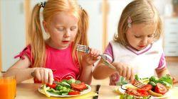 Un bambino può seguire la dieta