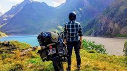 Ho lasciato tutto per un viaggio in moto e al ritorno la mia vita è