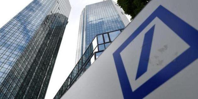 Deutsche Bank, il Die Zeit: governo studia aiuti su maxi multa Usa nel caso in cui la banca non riuscisse...