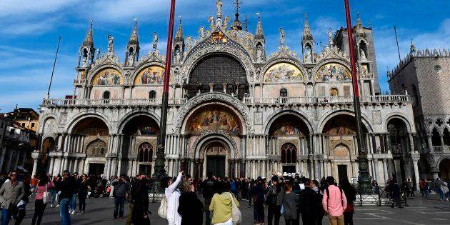 L'ingresso a San Marco a Venezia potrebbe diventare a
