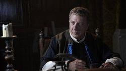Dustin Hoffman nella serie