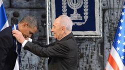 Per Shimon Peres tanti Nobel per la pace per una pace che non