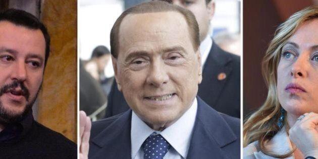 Silvio Berlusconi: la svolta con Salvini e Meloni finché dura. E avvolta dal mistero dei controlli medici...