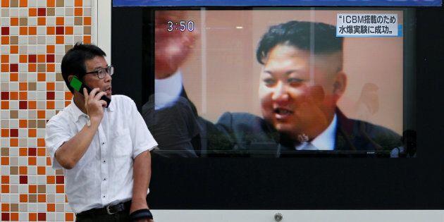 Come la terra tremano i potenti del mondo: sesto test del Corea del Nord e sisma artificiale. Kim jong...