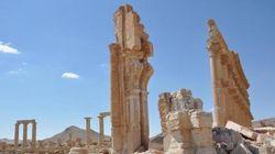 La riconquista di Palmyra dell'Isis in cerca di