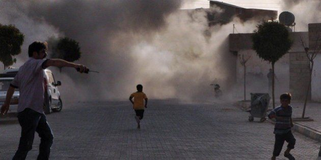 Guerra in Siria. Unicef: