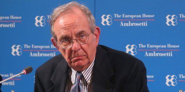 Pier Carlo Padoan ministro dell'Economia e delle Finanze al