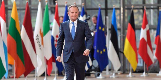Consiglio Ue sulla Brexit,