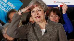 Theresa May respinge le linee guida Ue sulla