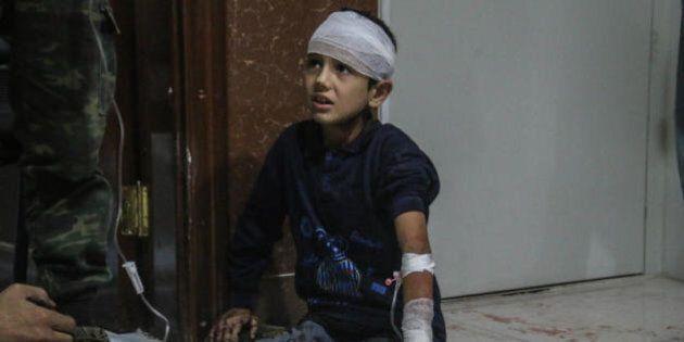 Migliaia di bambini siriani uccisi nell'indifferenza generale del