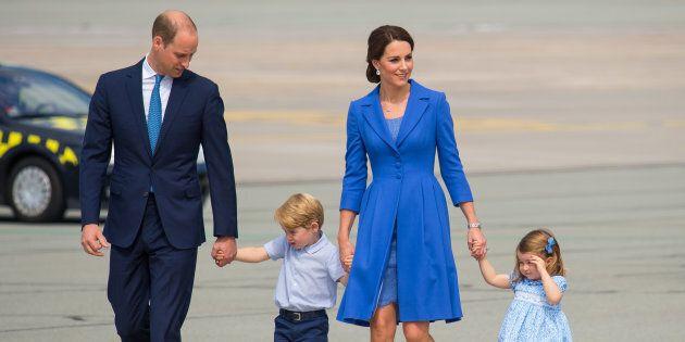 Bookmakers subito impazziti sul nome del terzo Royal Baby: Alice in
