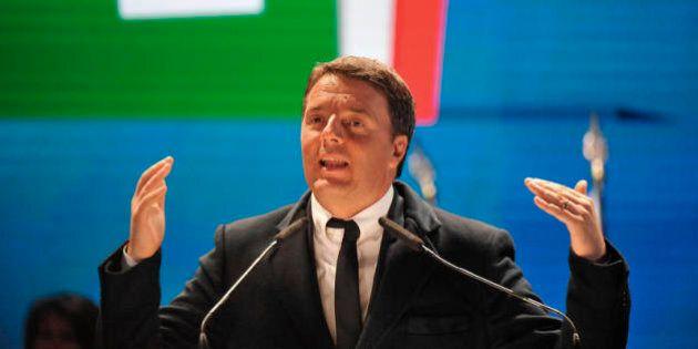 Direzione Pd, Matteo Renzi: