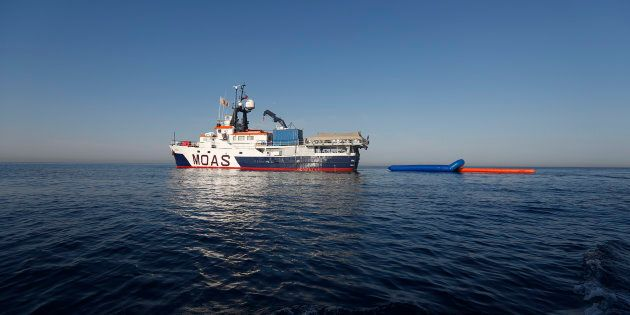 Moas se ne va dal Mediterraneo, la nave Phoenix fa rotta verso