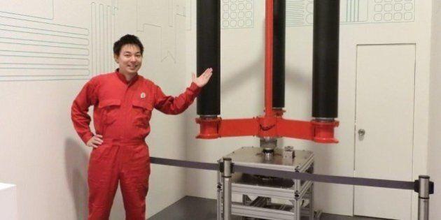Challenergy, la turbina che trasforma un tifone in energia. L'idea di Atsushi Shimizu che può rivoluzionare...