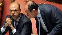 IL CENTRO COLLASSA SUL CASO ALFANO, SI PREPARA