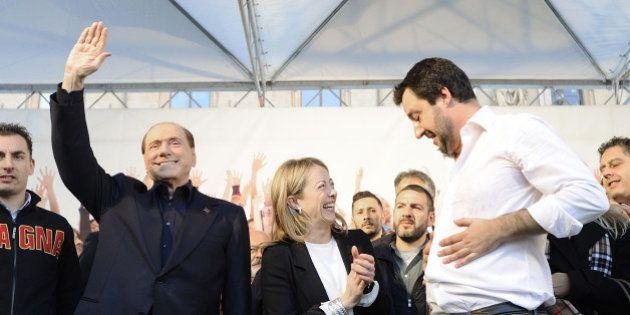 Governo Gentiloni, ai blocchi di partenza Silvio e Salvini divisi. Ma la partita si gioca al tavolo della...